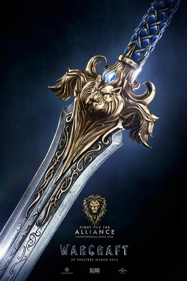 WarcraftTeaserPoster1