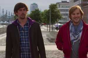 Get Up And Go - Irish Film - Feature