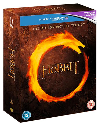 hobbit Bluray