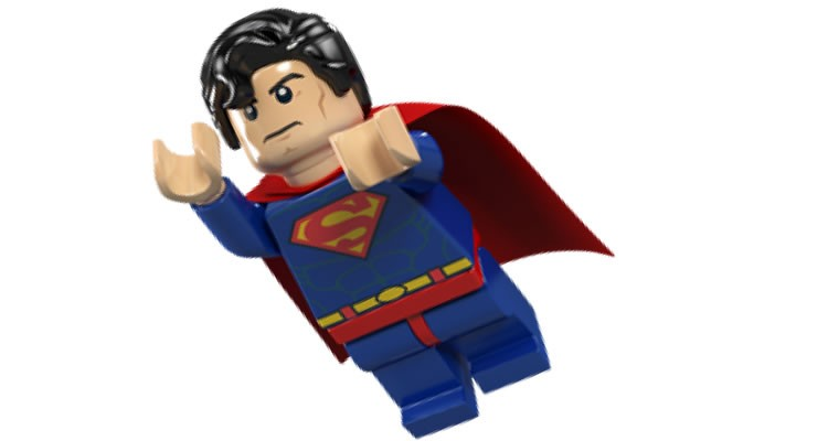 Superman Lego Feature