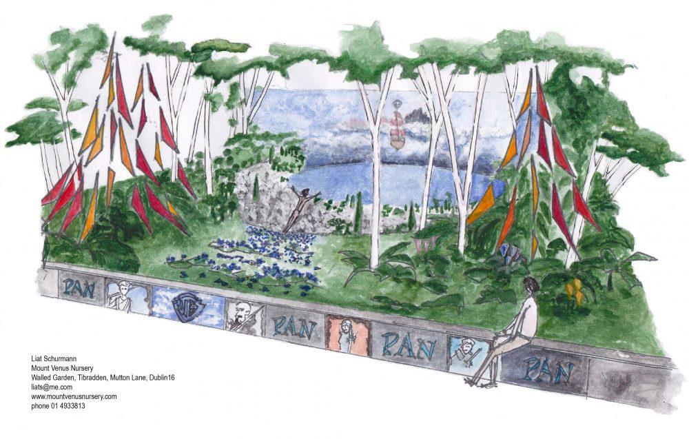 PAN garden