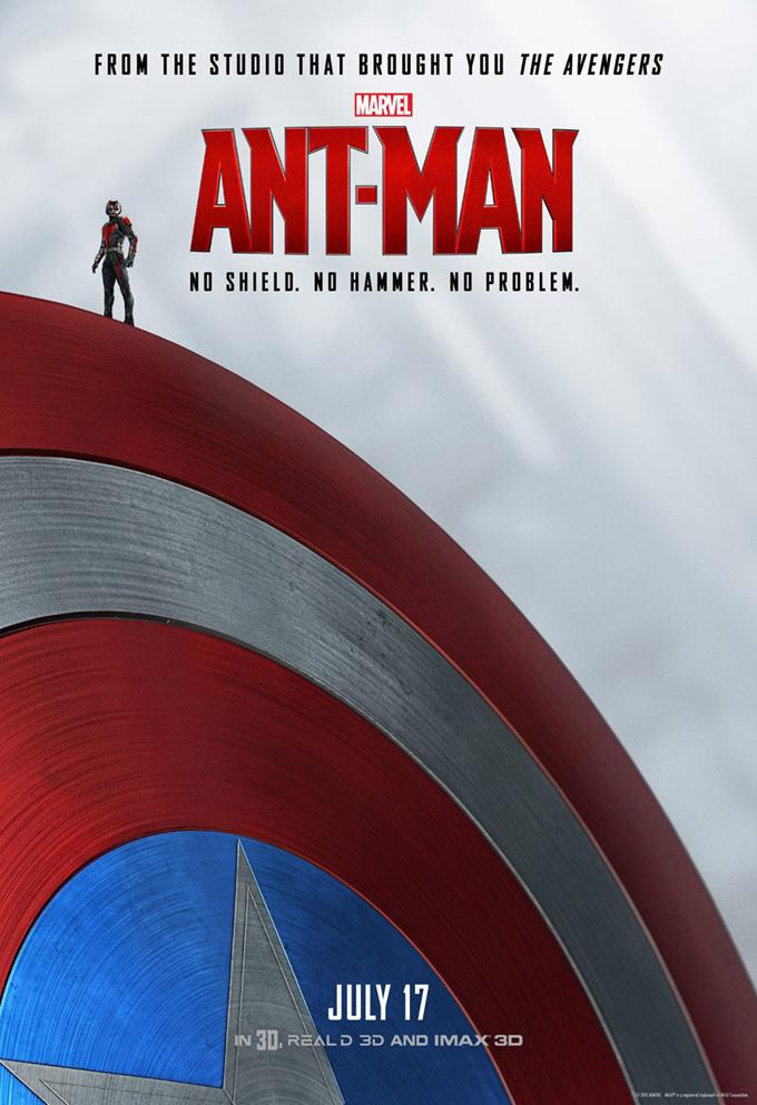 Ant-ManPosterCap