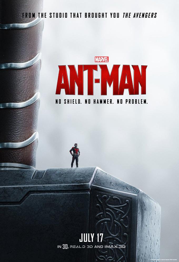 Ant-ManPosterThor