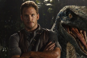 Undated Film Still Handout from Jurassic World. Pictured: Chris Pratt. See PA Feature FILM Jurassic. Picture credit should read: PA Photo/Universal. WARNING: This picture must only be used to accompany PA Feature FILM Jurassic.