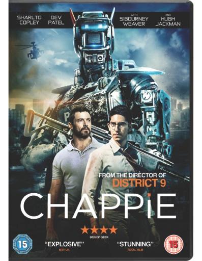 Chappie-DVD