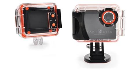 Fantastic Four Camera