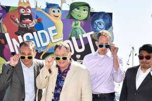 Inside Out Pete Docter John Lasseter Pixar