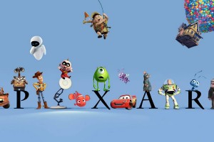 Pixar logo feature