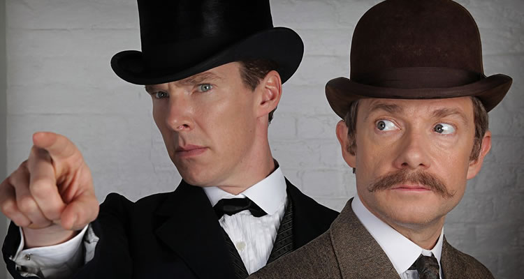 Sherlock Movie Feature