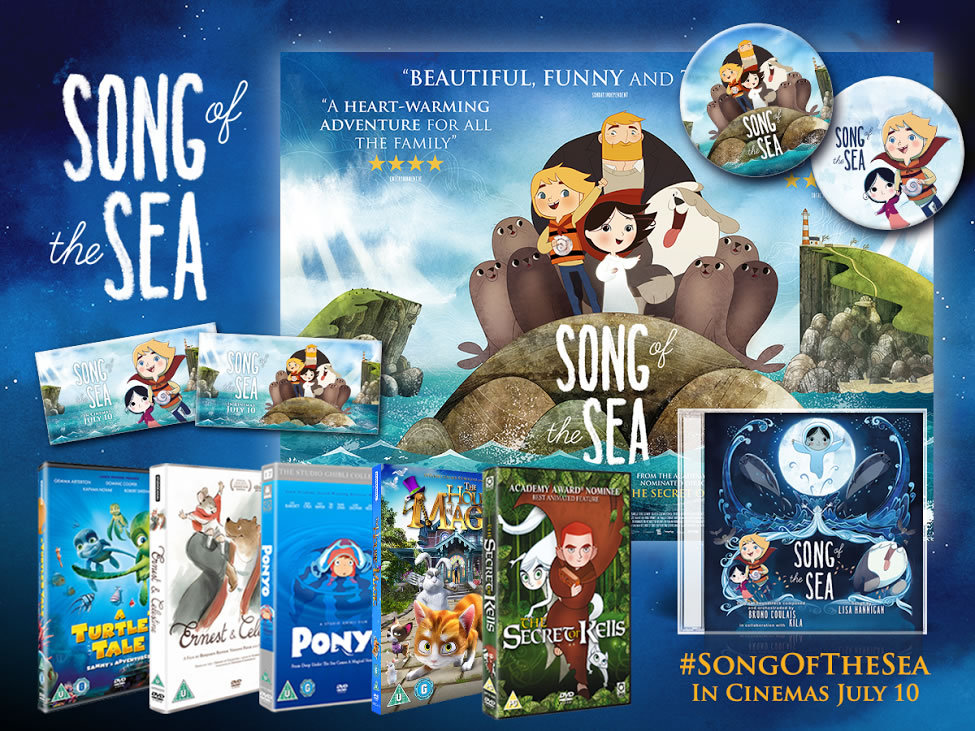 Song Of The Sea Prizes