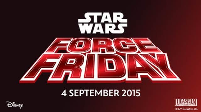 Star Wars Force Friday