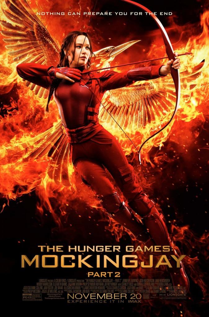 The Hunger Games: Mockingjay - Part 2 (2015) Full Movie