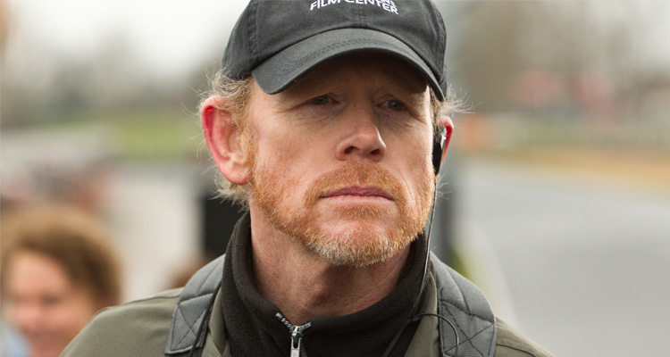 Ron Howard Talks Taking Over 'Star Wars' Han Solo Spinoff