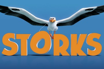 storks animation feature