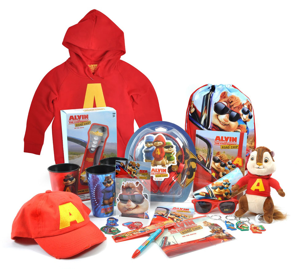 Alvin Chipmunks Prizes