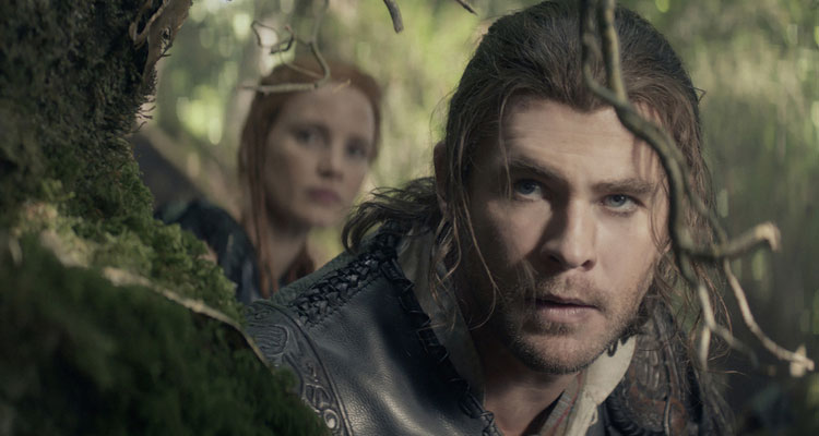 THE HUNTSMAN: WINTER'S WAR – New Trailer - Trailers • Movies ie