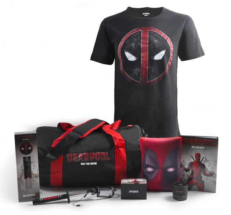 deadpool Prizes