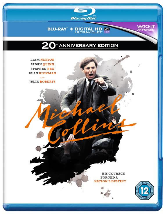 Michael Collins BluRay