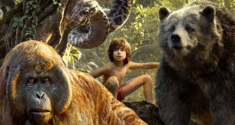 Jungle Book Characters Pictures