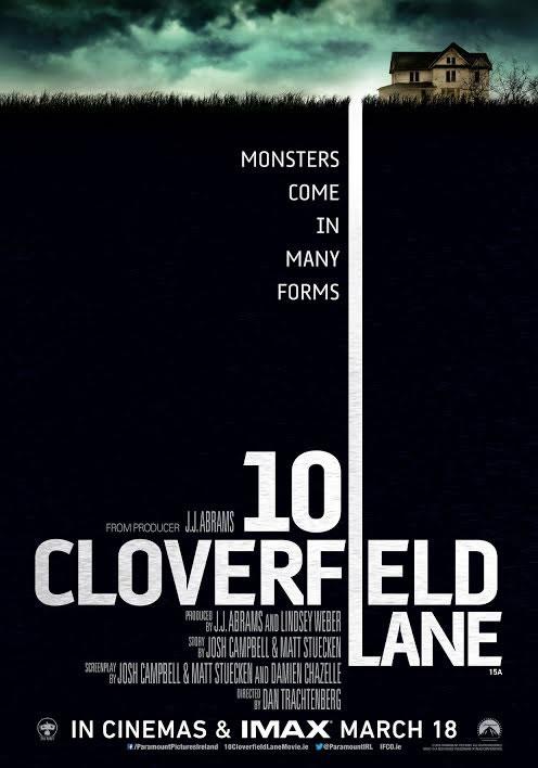 cloerfield lane poster