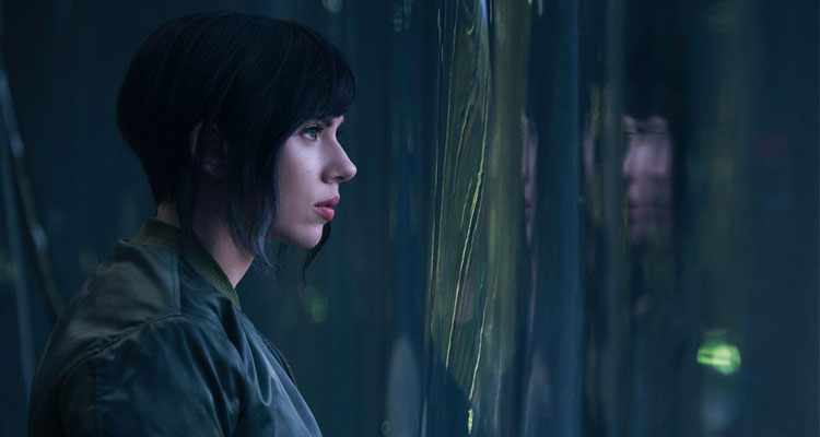 See Scarlett Johansson's cyborg side in 'Ghost in the Shell'