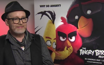 Angry Birds Director Fergal Reilly