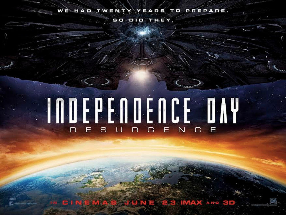 IDR Independence Day 2 Poster