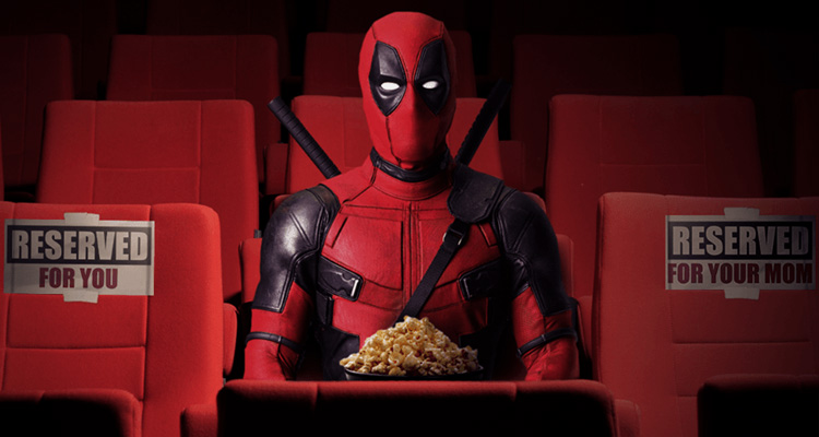 Deadpool Number 2 Trailer