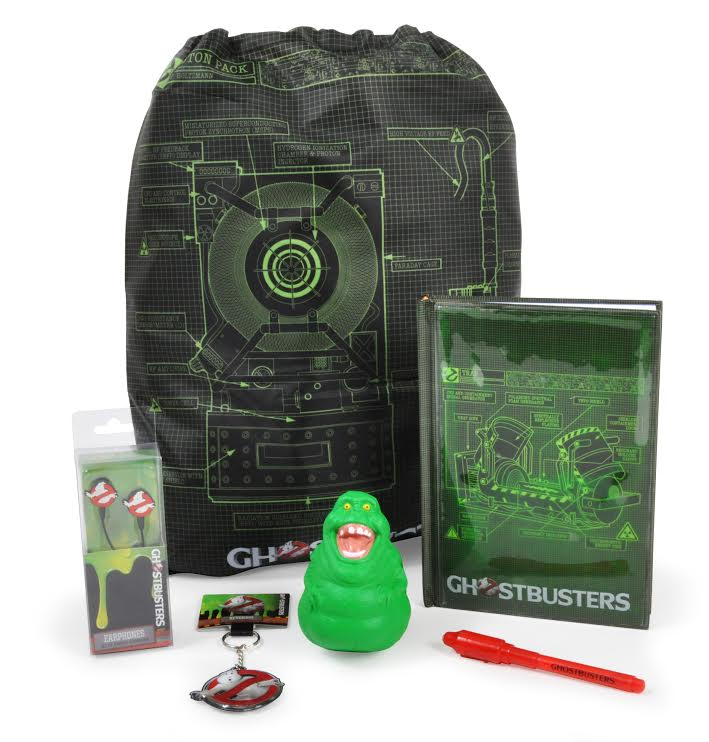 Ghostbusters prizes 1