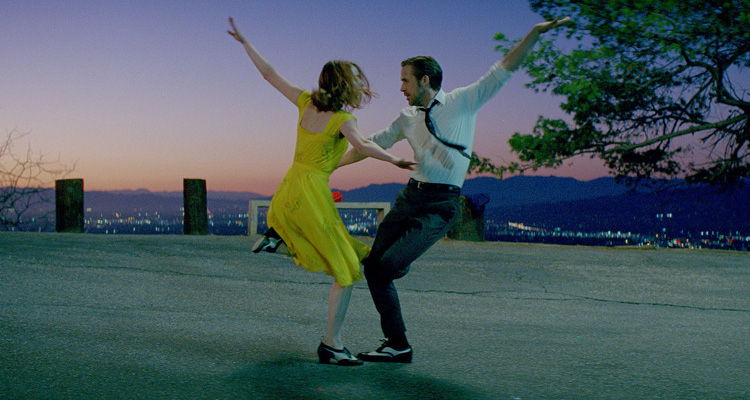 La La Land: first trailer for new film from Whiplash director