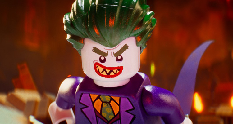 First Look at Joker and Robin in LEGO Batman Movie