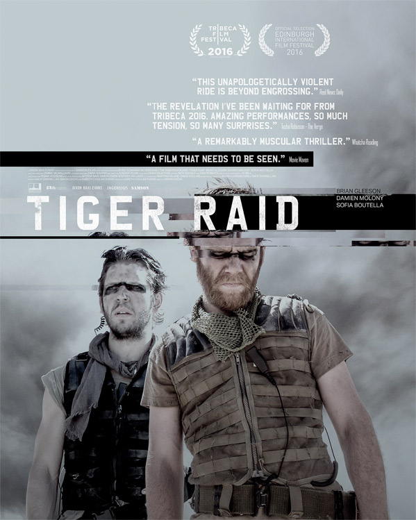 TigerRaid
