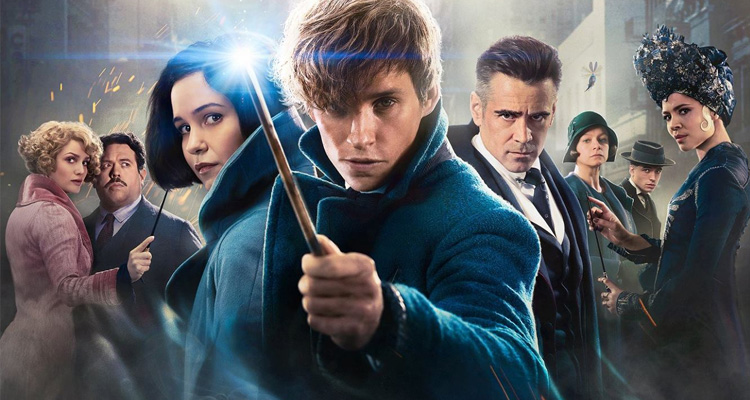 Fantastic Beasts and Where to Find Them Posters Take Over NYC