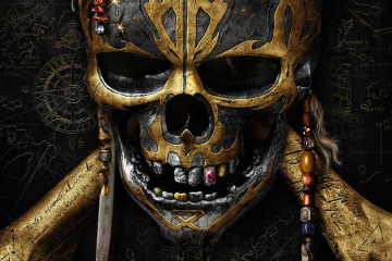 Pirates of The Caribbean: Salazar's Revenge Dead Men