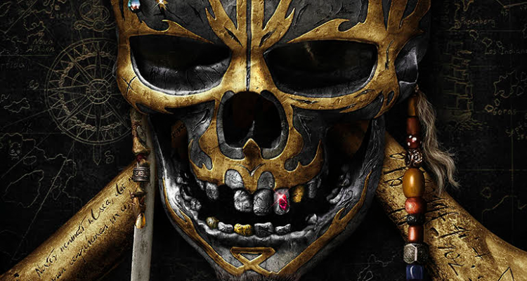 Pirates of The Caribbean: Salazar's Revenge Dead Men