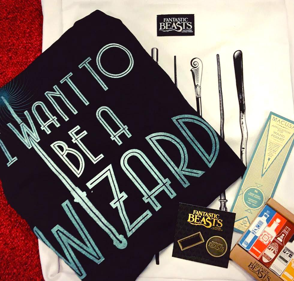 Fantastic Beasts Prizes