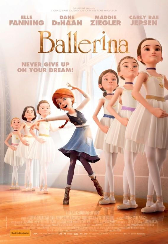 ballerinaposter