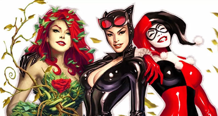 David Ayer confirms who is joining Harley Quinn in Gotham City Sirens