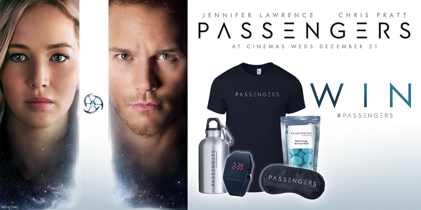 Passengers Prizes