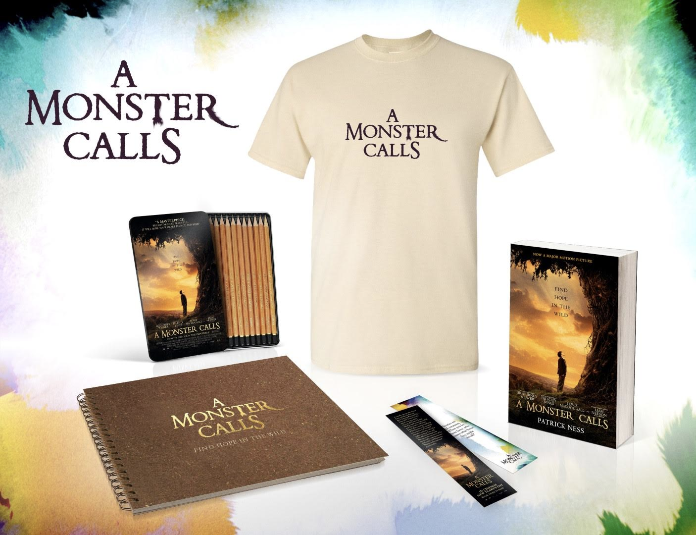 Monster Calls Prizes