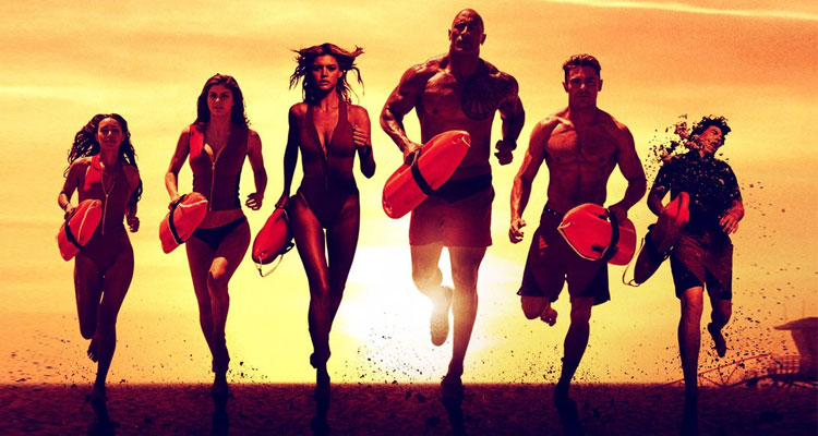 BAYWATCH Movie Gets Second Action-Packed Trailer ...