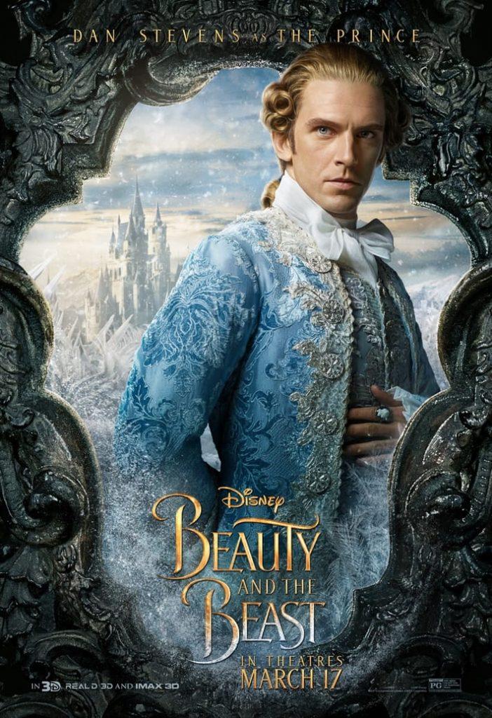 Dan Stevens - The Prince