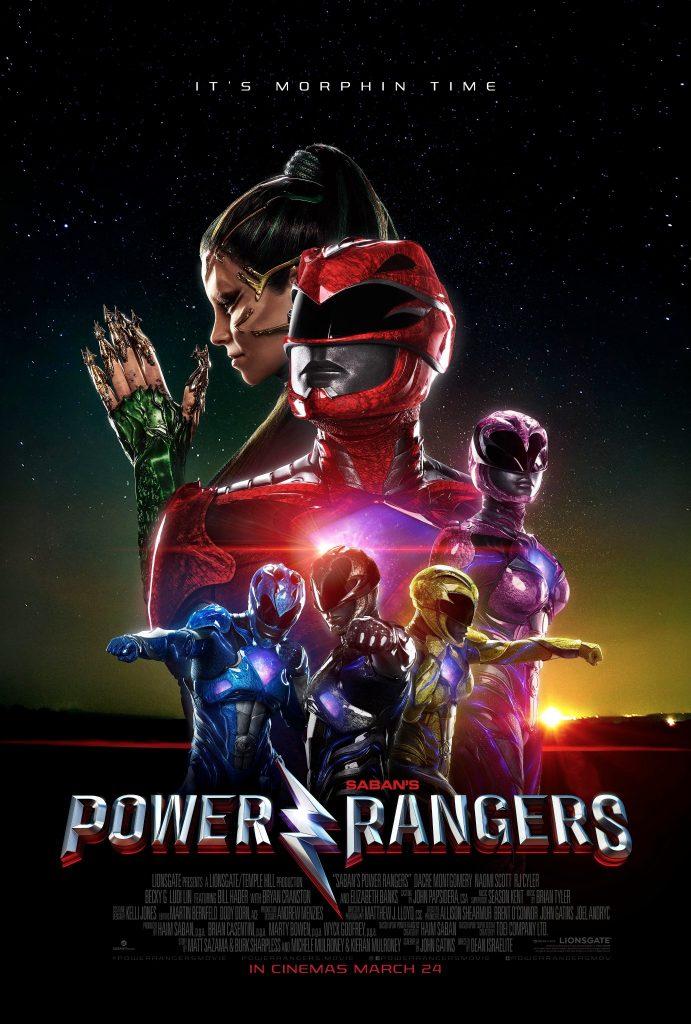 PowerRangersPoster