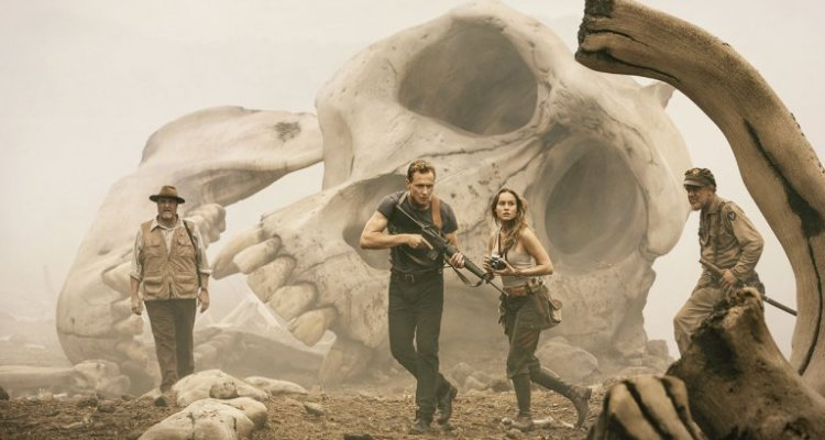 Kong: Skull Island stars were terrified of coming to Australia