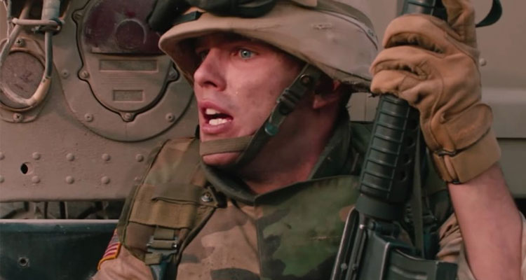 Nicholas Hoult & Henry Cavill Go To War In SAND CASTLE Trailer Movies.ie - Irish Cinema Site Set in Iraq in 2003, Sand Castle follows a group ...