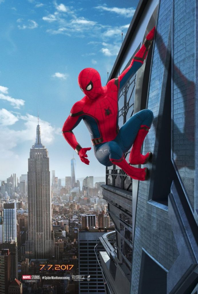 SpidermanHomcoming