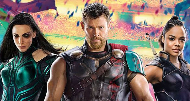 Chris Hemsworth debuts a BIG makeover in first look at Thor: Ragnarok