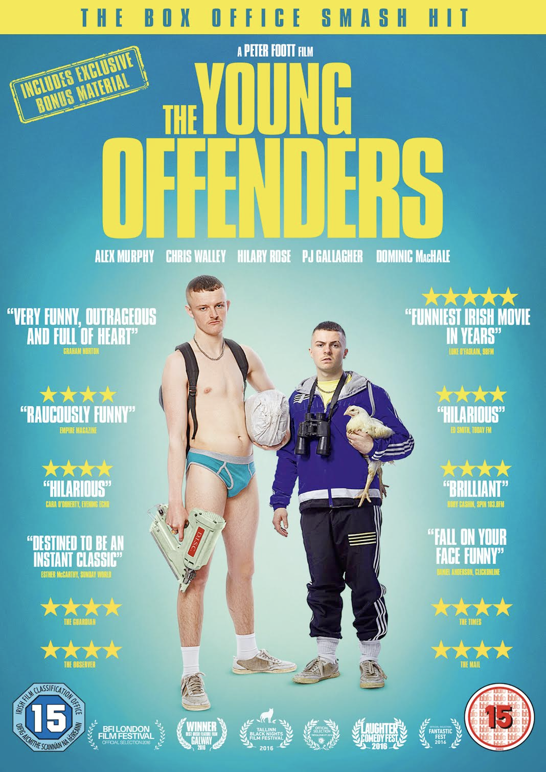 Young Offenders DVD