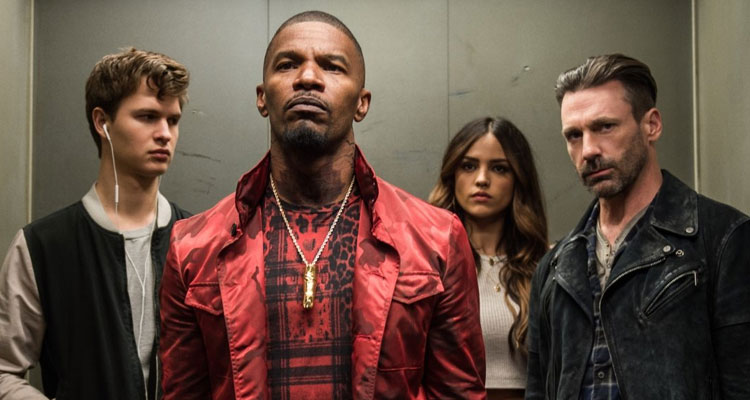 'Baby Driver' kicks into gear and puts pedal to the metal