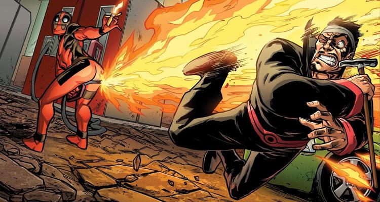 Deadpool 2 Gets A Villain - Is It Black Tom?